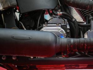 FORREST POWDER COATING motor
